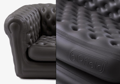Trecool, blofield, chesterfields, sofa inflable