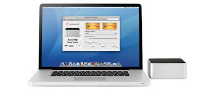 Trecool, BassJump, subwoofer USB para Mac