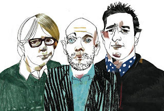 peter buck caricature r.e.m.