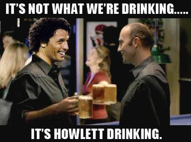 doug howlett drinking joke