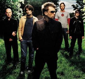 radiohead concert set list