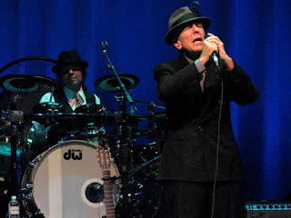 leonard cohen concert set list