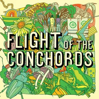 flight of the conchords set list