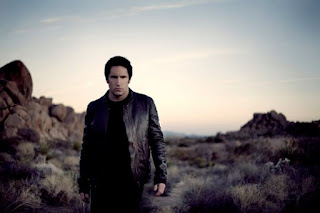Trent Reznor NIN nine inch nails looking fragile