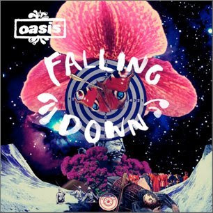 falling down oais image single cover