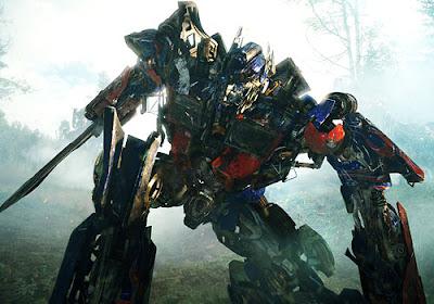 optimus prime forest scene revenge fallen