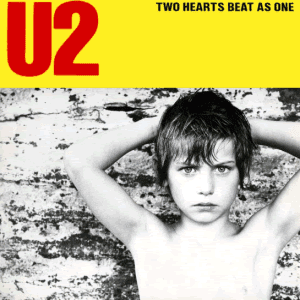 two hearts beat as one lyrics by U2