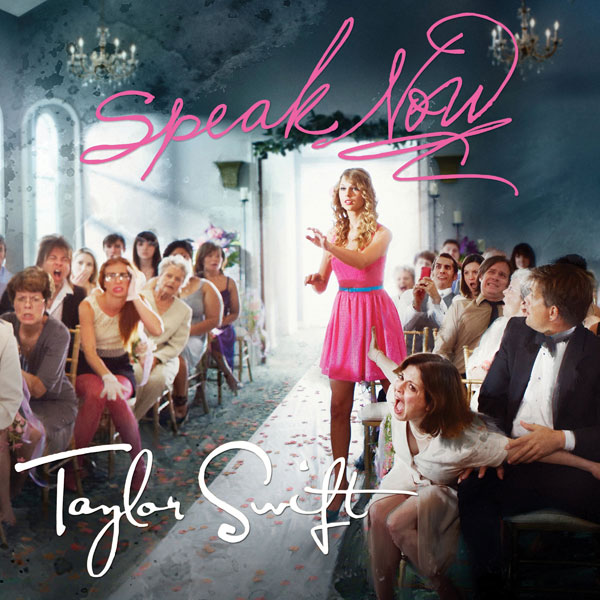 taylor swift quotes from speak now