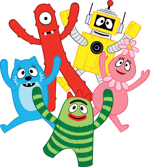 sccastaneda: our son jude's 1st birthday party yo gabba gabba style!, Birthday invitations
