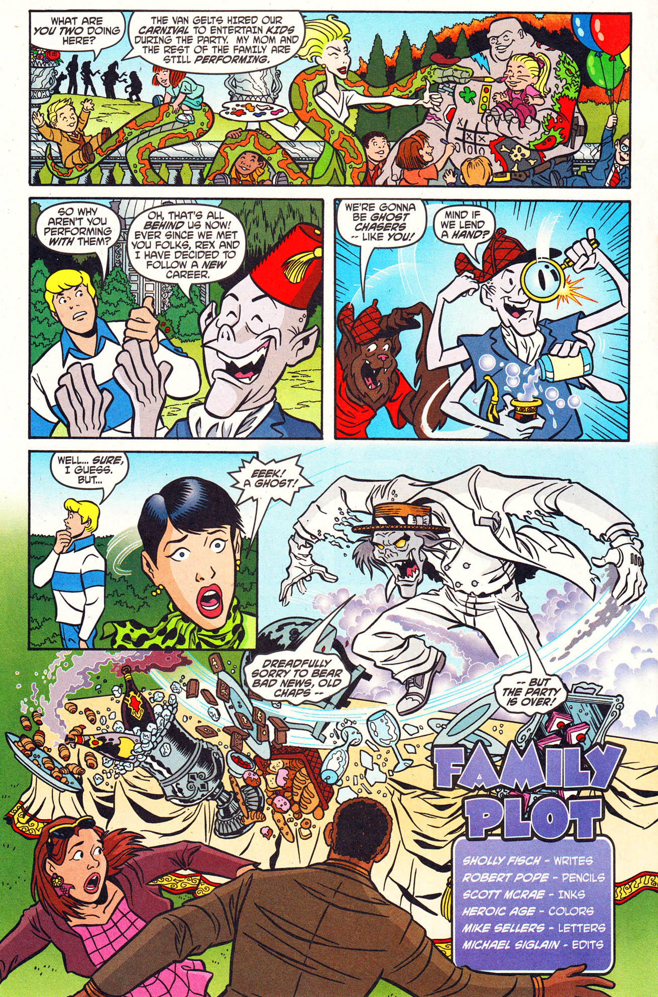 Read online Scooby-Doo (1997) comic -  Issue #111 - 4