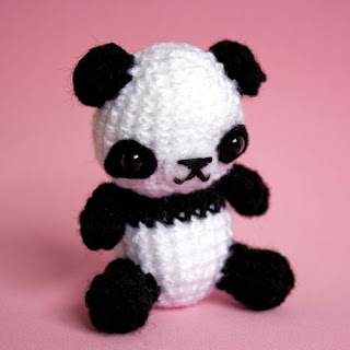 Panda Amigurumi Kawaii : Cute Designs UK - Amigurumi, Kawaii and Plush Love ...