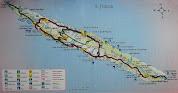 Mapa de São Jorge