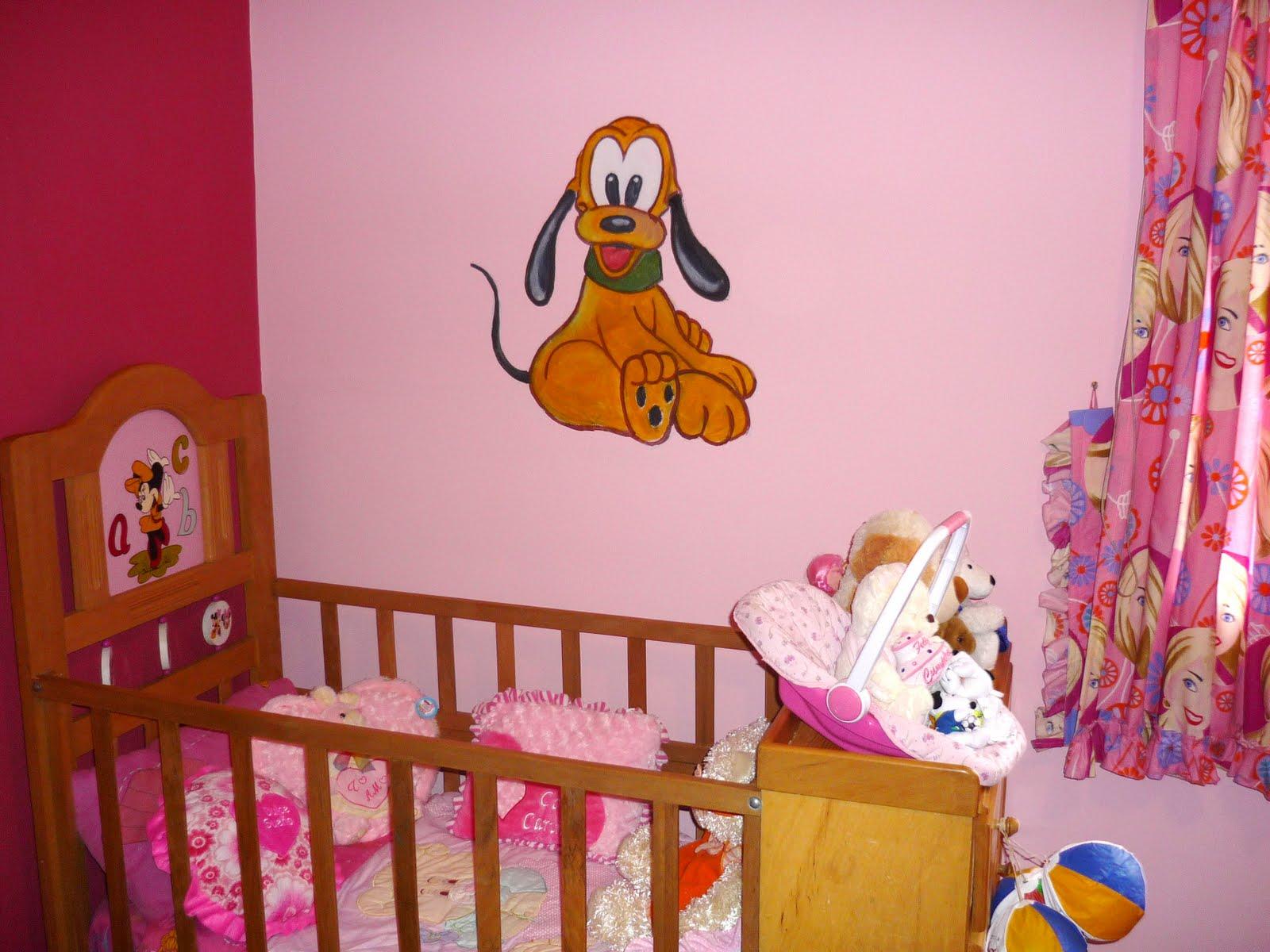 Murales infantiles disney imagui - Murales infantiles ...