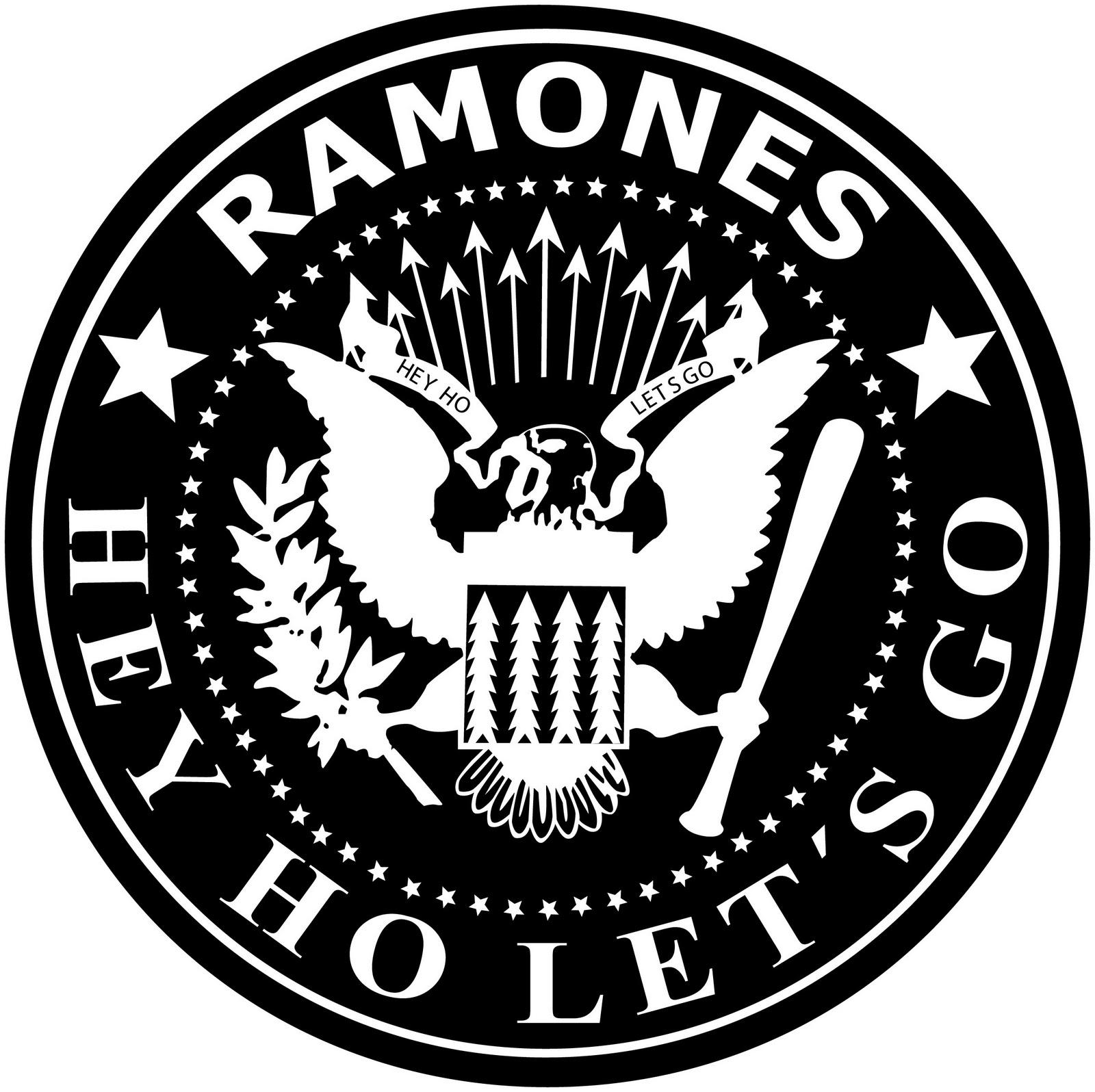 Orasinthesky Proyecto Remera Isologo Ramones Vector
