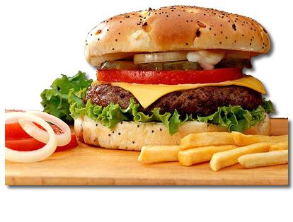 La industria de la comida rapida la comida rapida y sus for Comidas rapidas caseras