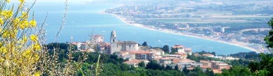 Sirolo: View from Monte Conero