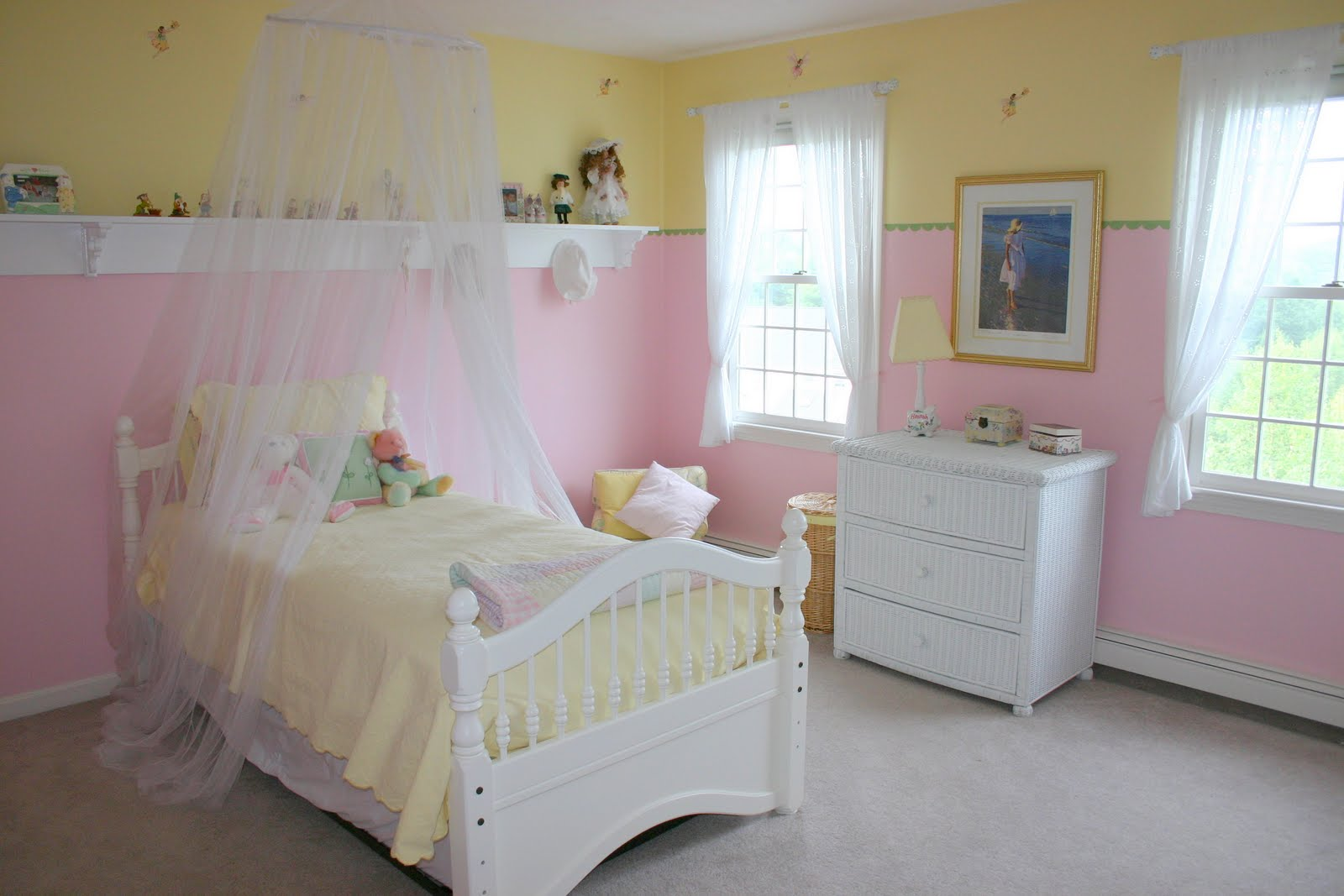 bedroom for two year old boy