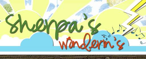 Sherpa's Wonderin's