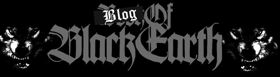 BLOG OF BLACK EARTH