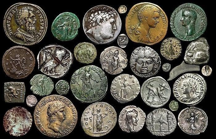 The cultivated classicist roman coins as looted artifacts for Coin catalogo casa