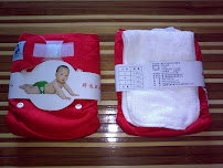 COOLABABY VELCRO RM38
