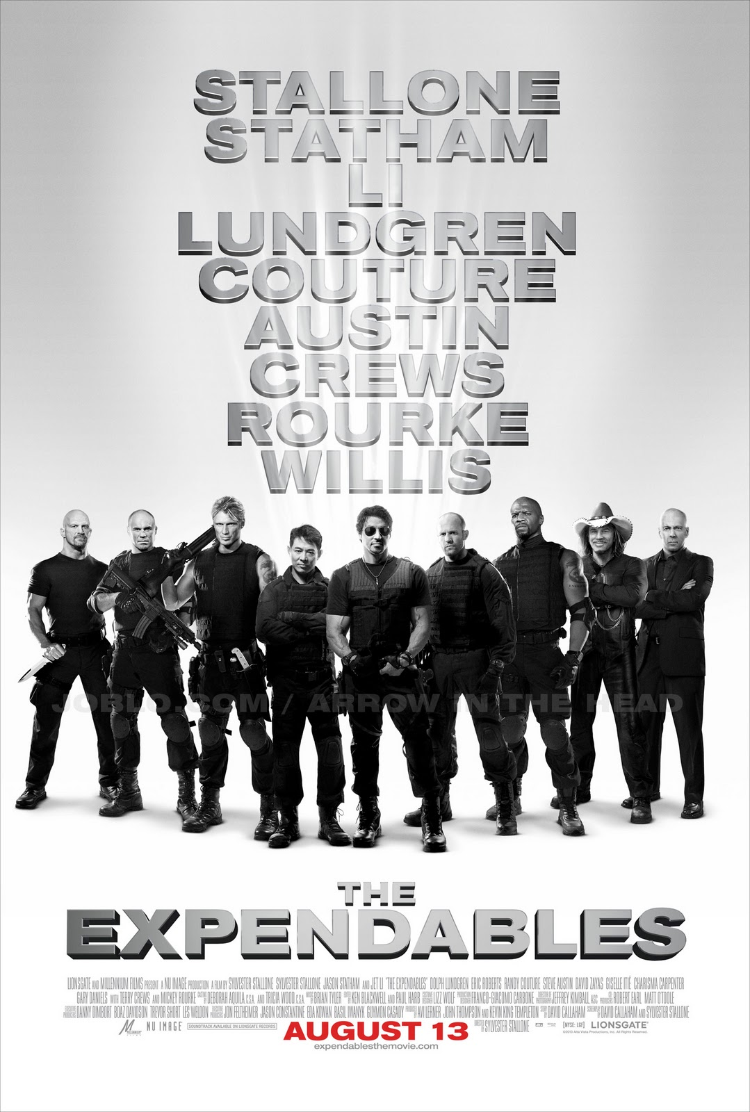 expendables poster 2 nice hunkmuscular gay hunk