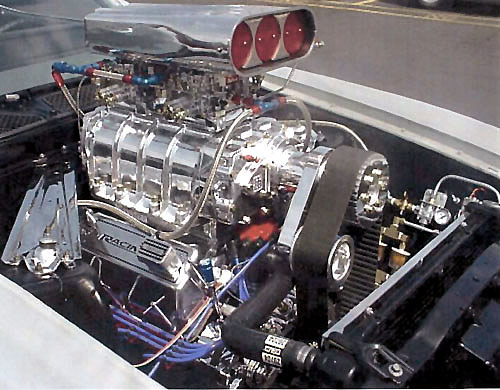 350 Chevy Engines With Blowers, 350, Free Engine Image For