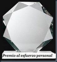 PREMIO OTORGADO POR SAMY, MARIOLO y FONZI