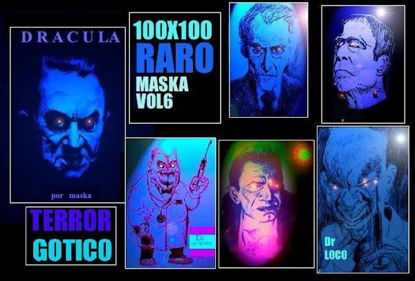 100X100 RARO VOL 6