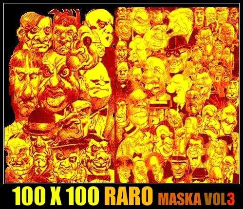 100X100 RARO VOL 3