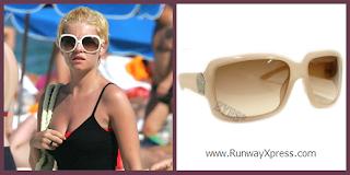 Elisha Cuthbert - Christian Dior Sunglasses