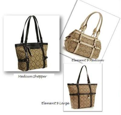 http://2.bp.blogspot.com/_X3hI3hadKJ0/SPv0p9SZ5SI/AAAAAAAAADY/_2Ek_EP2Lhc/s400/Nine+West+Element+9+bags.JPG