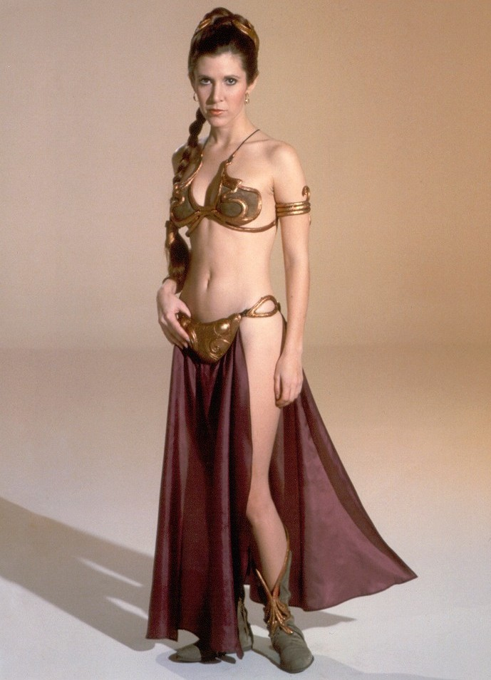 princess leia bikini costume. Called quot;Princess Leia