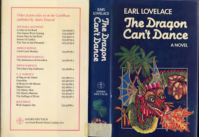 an analysis of the dragon cant dance by earl lovelace Book review: the dragon can't dance by the first book we read, the dragon can't dance, is set in the dragon can't dance by earl lovelace.