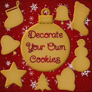 Christmas Cookies Backgrounds