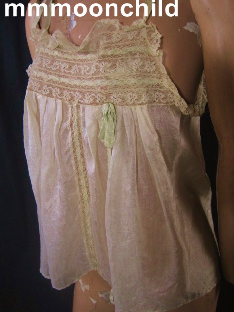 Oh Margaret 1920s Lingerie Loose Fitting And Free