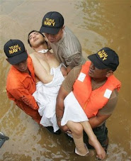 Countless thousands were rescued