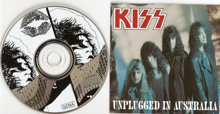 KISS: Unplugged [Rare CD]