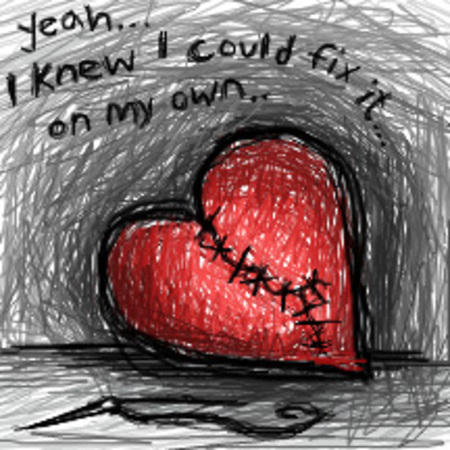 quotes on broken heart. Healing Quotes For A Broken