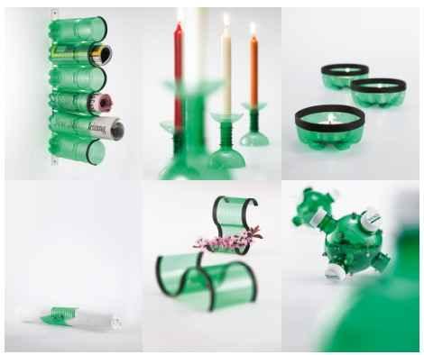 Карандашница из пластиковых бутылок пошагово для начинающих