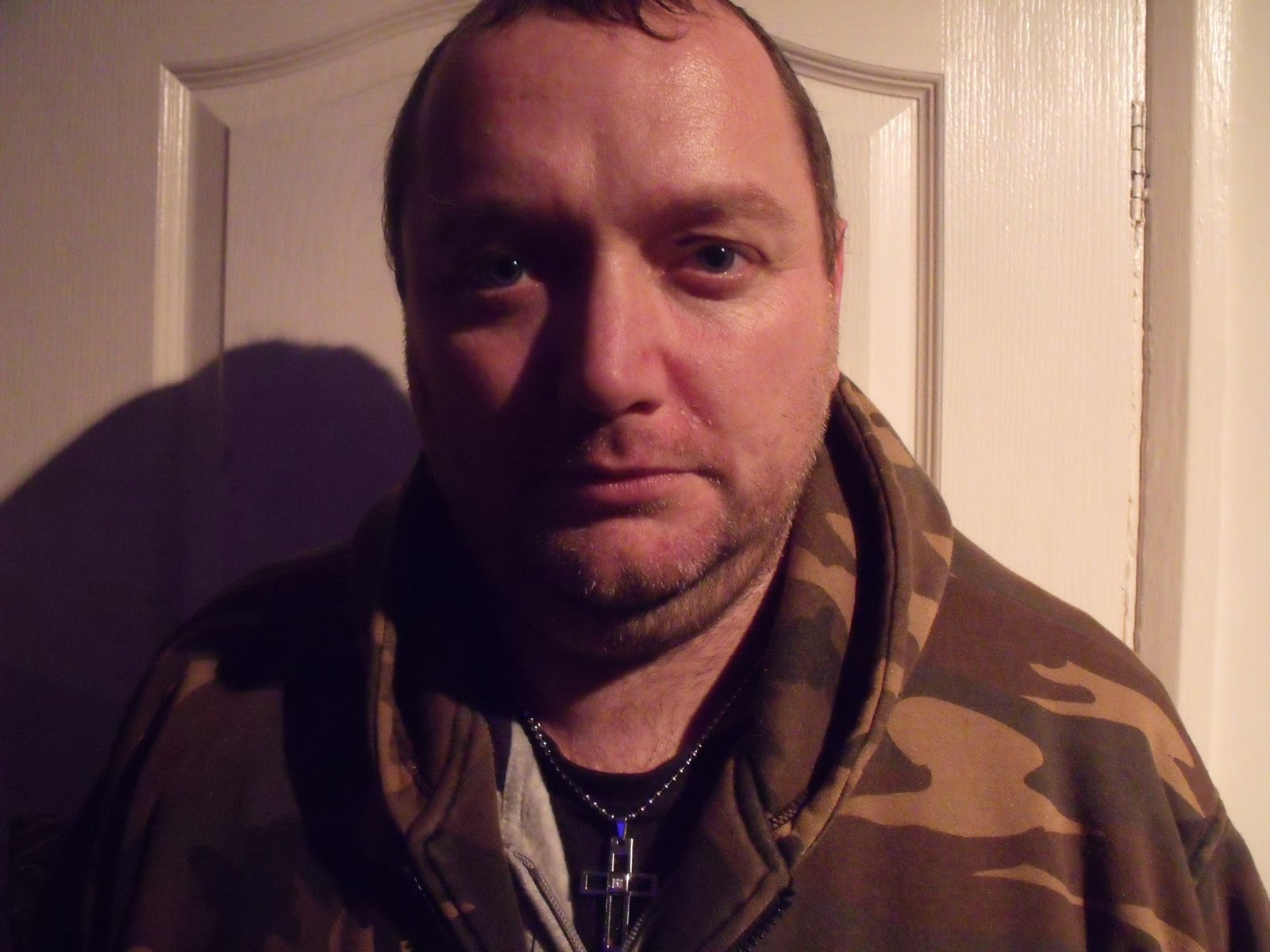 James' Media Studies!: Character Profile: David Strong