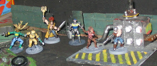 Hodgepodge lodge miniatures mutants and death ray guns as a quick side project i am doing up a group of miniatures for ganesha games mutants and death ray guns which is basically gamma world in miniatures publicscrutiny Image collections