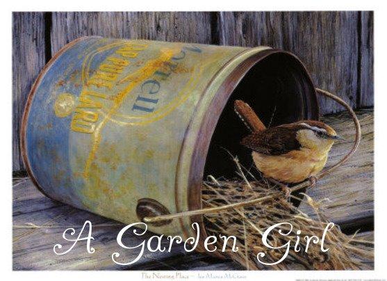 A Garden Girl