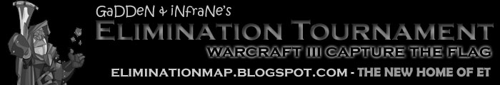 Warcraft Elimination Tournament Map