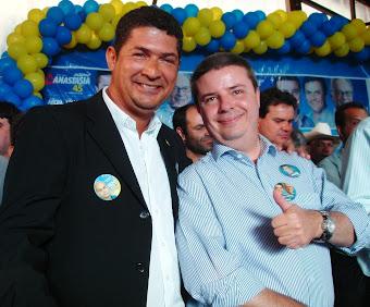 Governador de Minas Gerais - Antônio Anastasia