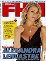 Alexandra Lencastre FHM