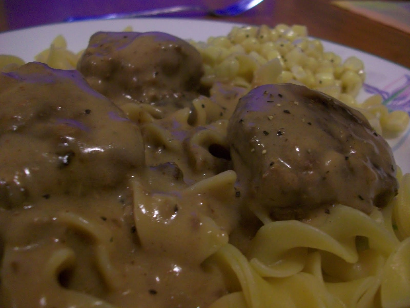 How to cook meatballs with gravy in a pan and in the oven 84