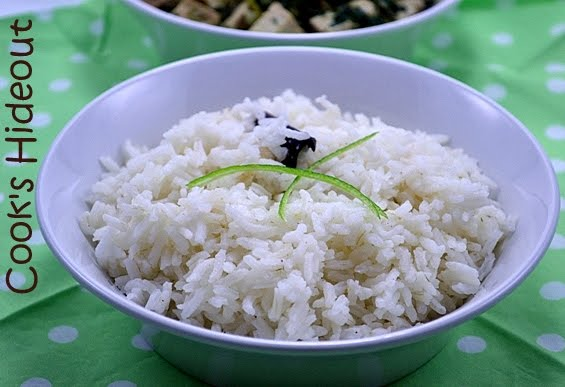 Cook's Hideout: Caribbean Coconut Rice