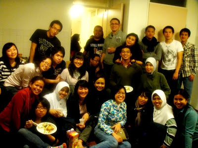 Culinary Night (23 October 2010)