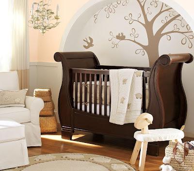 Sweet Lambie Nursery Bedding